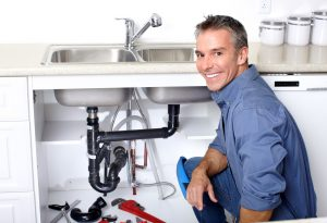 Picture of a Licensed Plumber